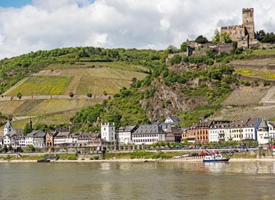 Alemania: Especial Puente Diciembre Crucero Fluvial 5* Mercadillos Navideños Rhin (Alemania)