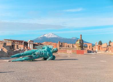 Viajes baratos Italia para grupos 2017: Roma, Pompeya y Nápoles 6 días/5 noches