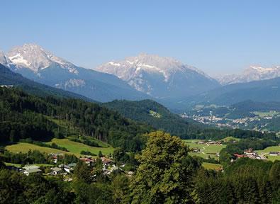 Berchtesgaden Götschen Alemania
