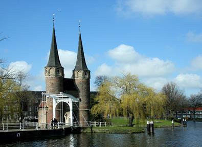 Turismo en Delft