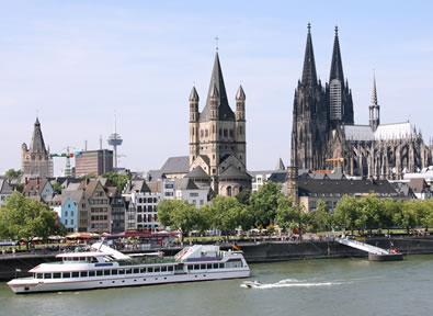 Visitar Colonia Alemania