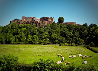 Circuitos por Escocia Stirling