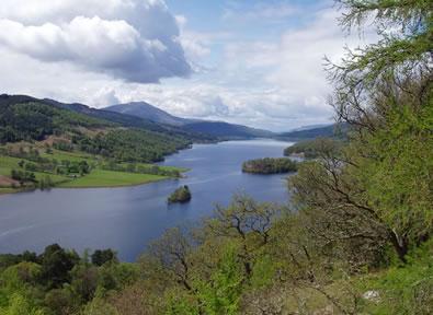 Circuitos por Escocia Pitlochry