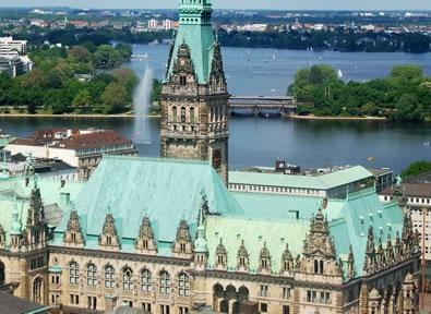 Visitar Hamburgo Alemania