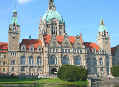 Visitar Hanover Alemania