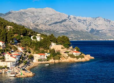 Isla De Brac circuito Croacia