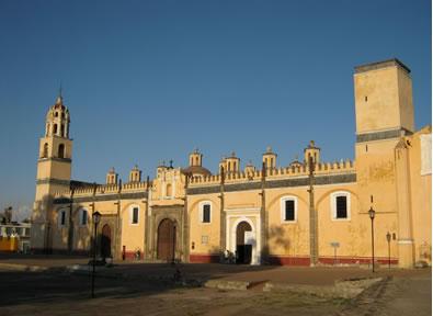 San Pedro Cholula Viajes