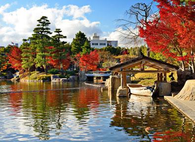 Turismo Nagoya Japón