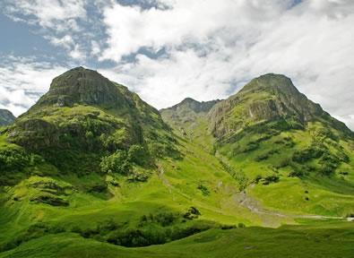 Circuitos por Escocia Glencoe