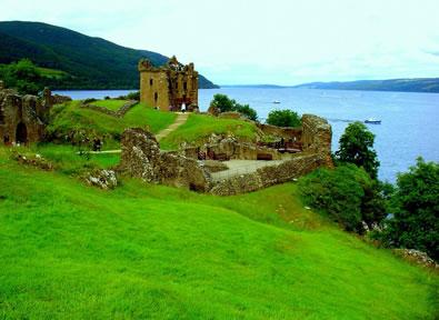 Circuitos por Escocia Lago Ness