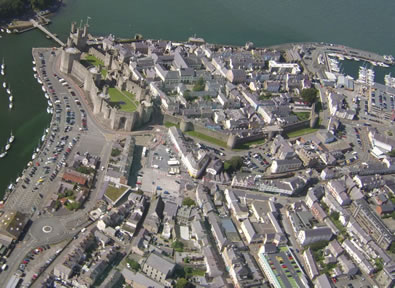 Circuitos por Inglaterra Caernarfon