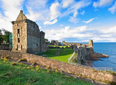 Circuitos por Escocia Fife