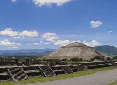 Teotihuacán Visitas