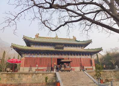 Dengfeng Tour