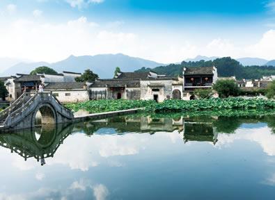 Tunxi Tour