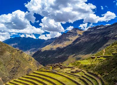 Tours por el Valle Sagrado Perú
