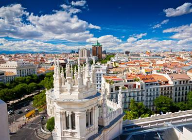 Madrid Viaje
