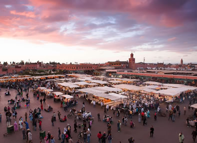 Marrakech Circuito Marruecos Ciuades imperiales