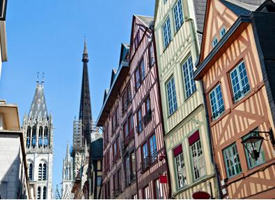 Turismo en Rouen
