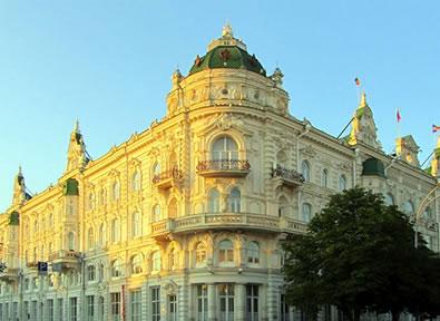 Turismo Rusia organizado Tours