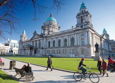 Circuitos por Irlanda Belfast
