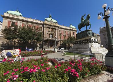 Belgrado Visitas