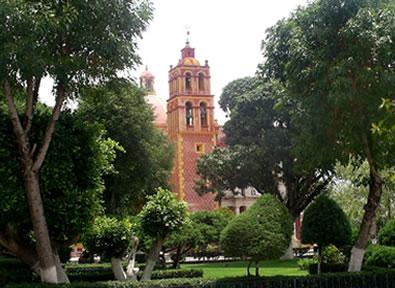 Querétaro Viajes México