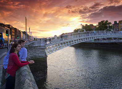 Circuitos por Irlanda Dublín