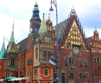 Turismo Wroclaw Viaje