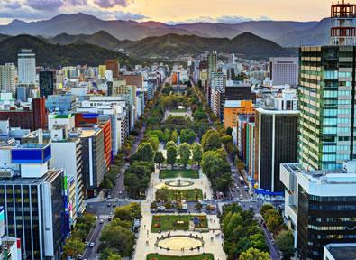Turismo Sapporo Japón