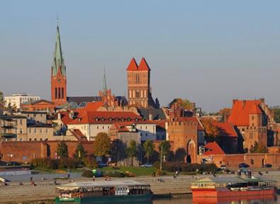 Viajes en Polonia