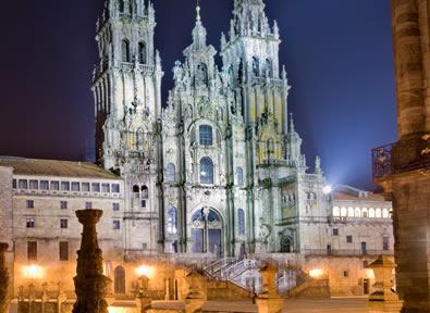 Santiago de Compostela Galicia