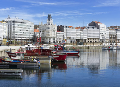 La Coruña Galicia
