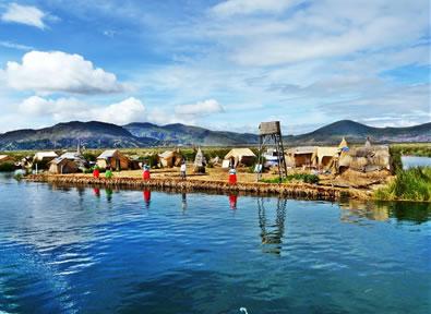 Viajes por Puno Perú