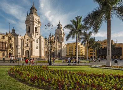Circuitos por Lima Perú