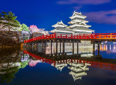 Turismo Matsumoto Japón