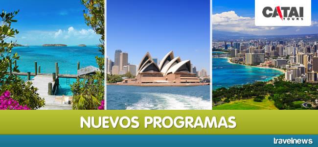 Circuitos 2016 por América, Australia y Hawai