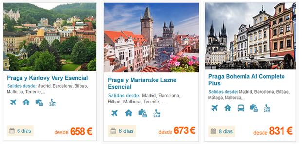 Circuitos Praga