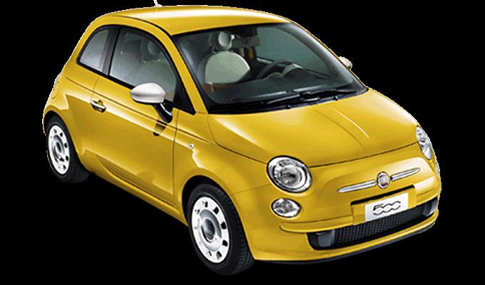 chollo vacaciones en Fiat 500