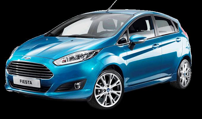 chollo vacaciones en Ford Fiesta