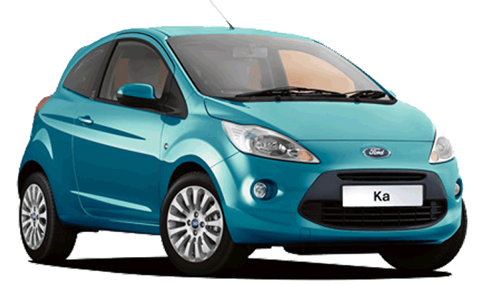 Busca un Chollo en Ford Ka