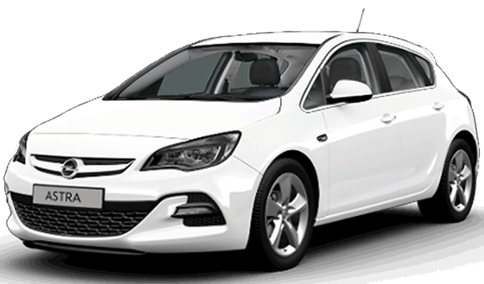 chollo vacaciones en Opel Astra