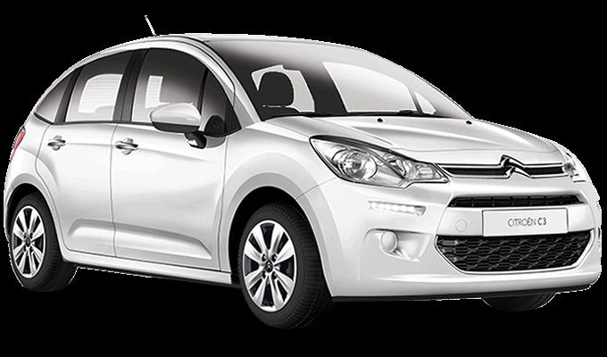 chollo vacaciones en Citroën C3