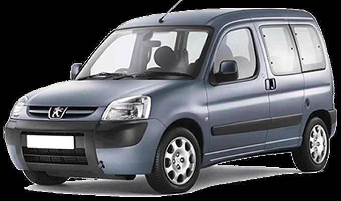 chollo vacaciones en Peugeot Partner