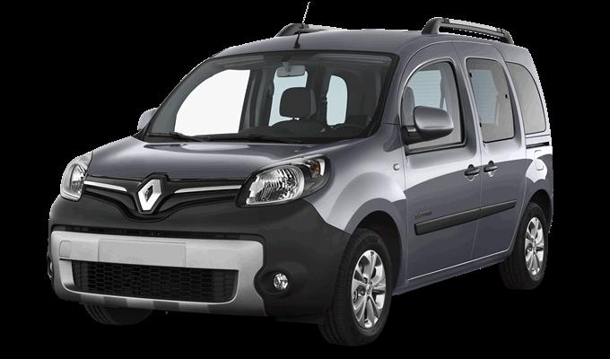 chollo vacaciones en Renault Kangoo