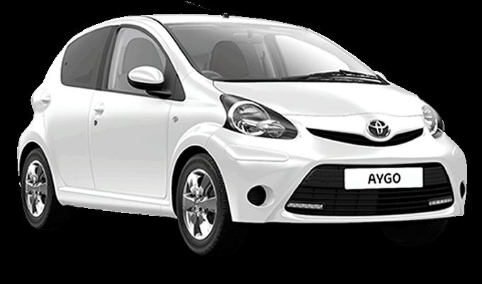 Busca Chollos en Toyota Aygo