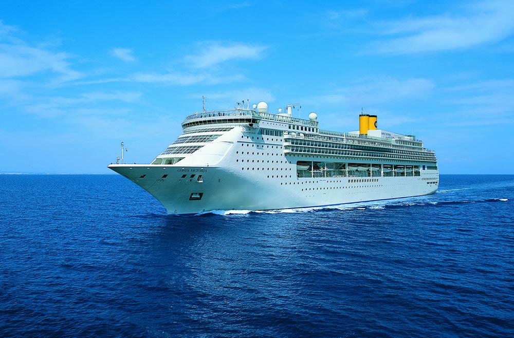 Barco Costa Victoria - Costa Cruceros