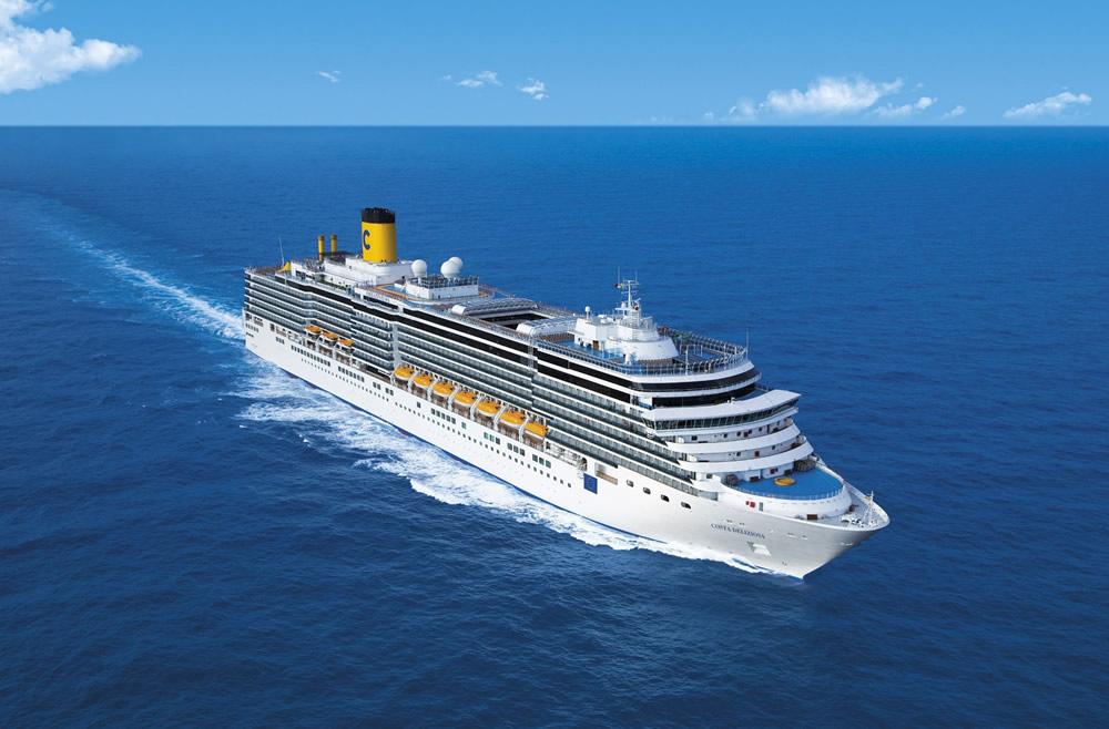 Barco Costa Deliziosa - Costa Cruceros