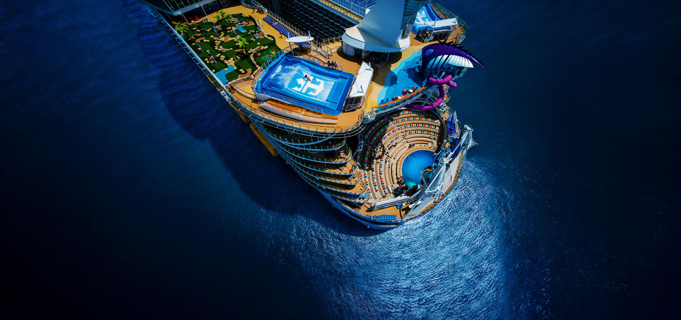 Barco Symphony of the Seas - Royal Caribbean