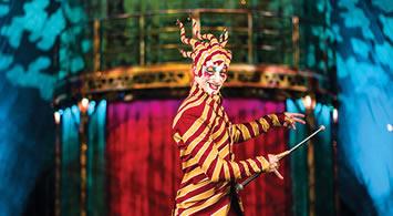 Kooza de Cirque du Soleil